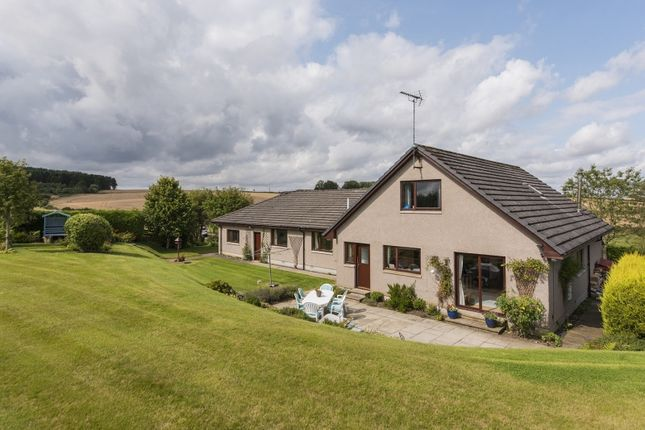 Thumbnail Detached house for sale in Methlick, Ellon, Aberdeen