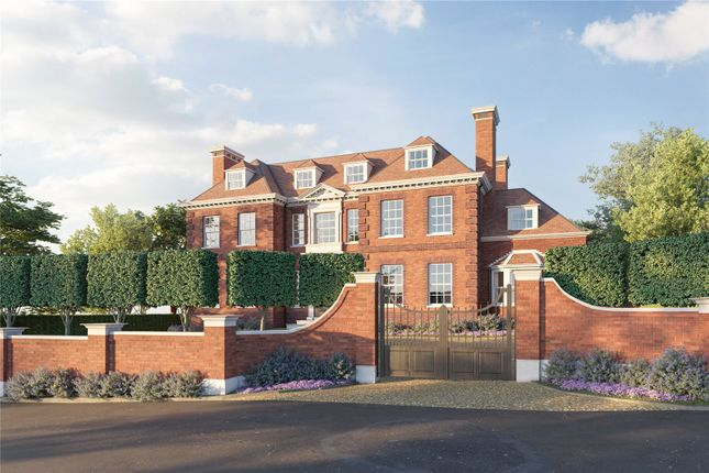Thumbnail Detached house for sale in The Drive, Kingston Upon Thames, Surrey