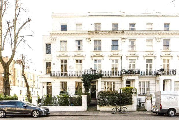 Exterior of Talbot Road, Notting Hill W2