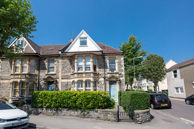 Flat for sale in Coldharbour Road, Westbury Park, Bristol