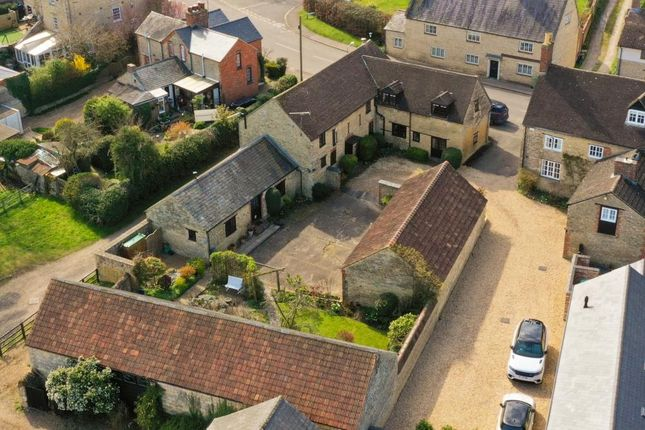 Thumbnail Detached house for sale in East Town Farm, 44 High Street, Stoke Goldington, Newport Pagnell