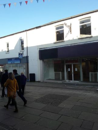 Thumbnail Retail premises to let in Caroline Street, Bridgend