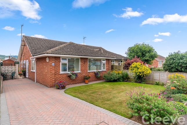 Thumbnail Bungalow for sale in Nottingham Road, Bishops Cleeve, Cheltenham