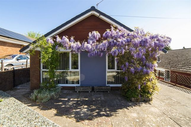 Thumbnail Detached bungalow for sale in Norse Way, Sedbury, Chepstow
