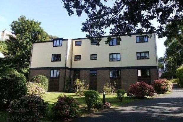 Thumbnail Flat to rent in Torwood Gardens Road, Torquay
