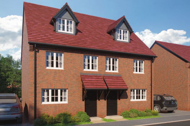 Thumbnail Semi-detached house for sale in 11 & 15 Furlongs, Drayton, Oxfordshire