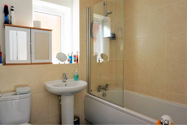 Bathroom of Copper Close, Eastleigh SO50