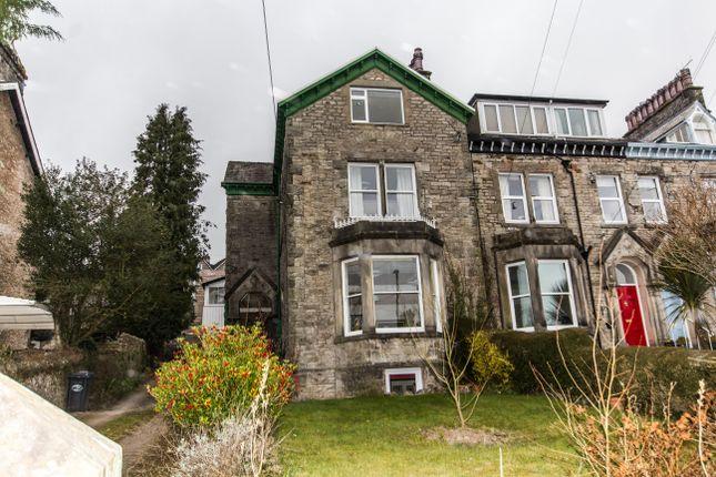 Thumbnail Flat for sale in Flat 3 Ashness, Kents Bank Road, Grange-Over-Sands