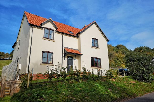 Thumbnail Detached house to rent in Arcade Road, Parc Seymour, Caldicot
