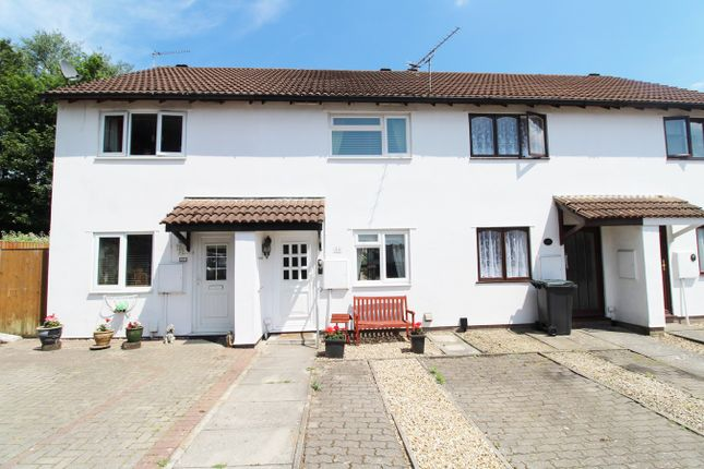 Thumbnail Terraced house for sale in Beech Grove, St Brides Wentlooge, Newport