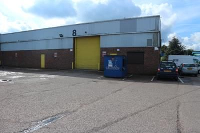 Thumbnail Light industrial to let in Unit 8, Stadium Trade & Business Park, Stadium Way, Tilehurst, Reading, Berkshire
