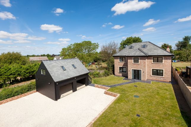 Thumbnail Detached house for sale in Westley Waterless, Newmarket