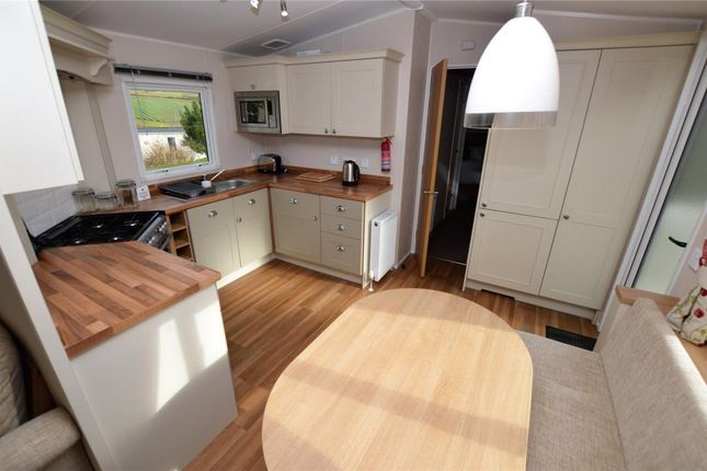 Kitchen / Dining of Praa Sands Holiday Park, Penzance, Cornwall TR20