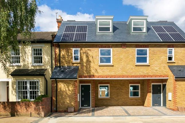 Thumbnail Semi-detached house for sale in Fulwell Road, Teddington