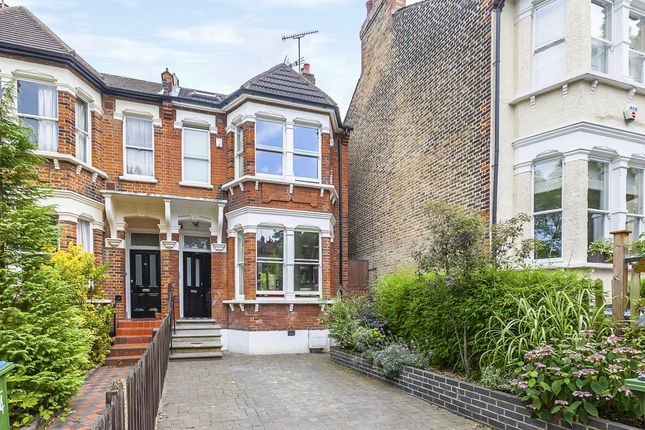 Thumbnail Semi-detached house to rent in Glenluce Road, London