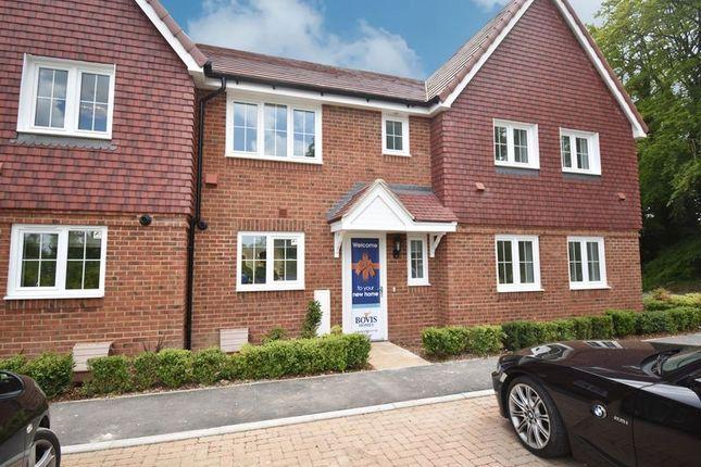 Thumbnail Terraced house to rent in Priestley Road, Basingstoke
