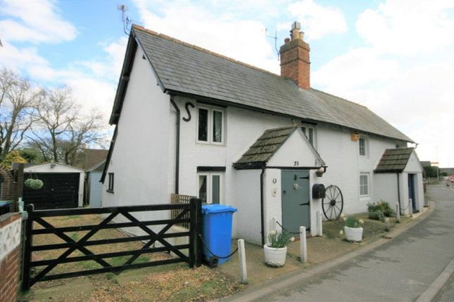 Thumbnail Semi-detached house for sale in Lake Road, Hamworthy, Poole