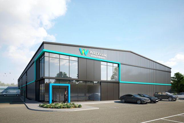 Thumbnail Warehouse to let in Abenbury Way, Wrexham