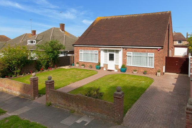 Thumbnail Detached bungalow for sale in Princes Gardens, Cliftonville, Margate