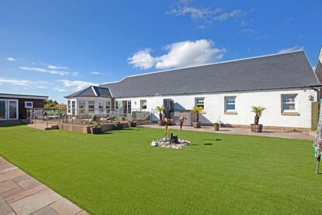 Thumbnail Bungalow for sale in Megswell, Auchentiber, Kilwinning, North Ayrshire