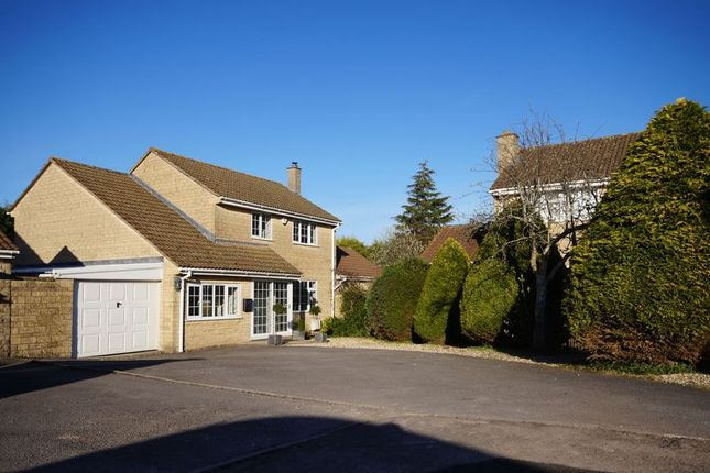 Thumbnail Detached house for sale in Broadway Close, Chilcompton, Radstock