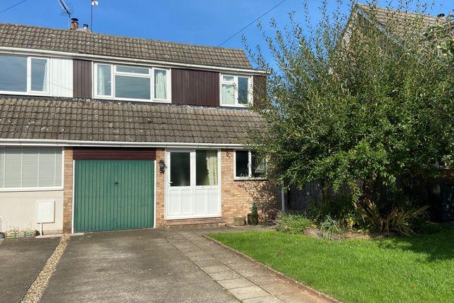 Thumbnail Semi-detached house for sale in Wrington Mead, Congresbury, Bristol