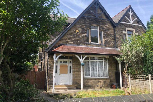 Thumbnail Semi-detached house for sale in Carlton Avenue, Batley