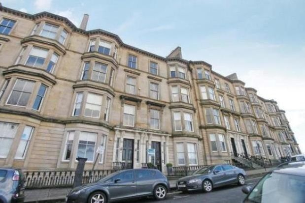 Thumbnail Flat to rent in Park Quadrant, Glasgow
