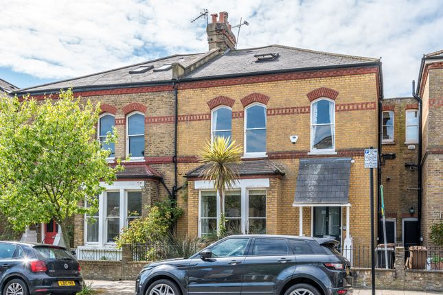 Thumbnail Semi-detached house for sale in Finsbury Park Road, London