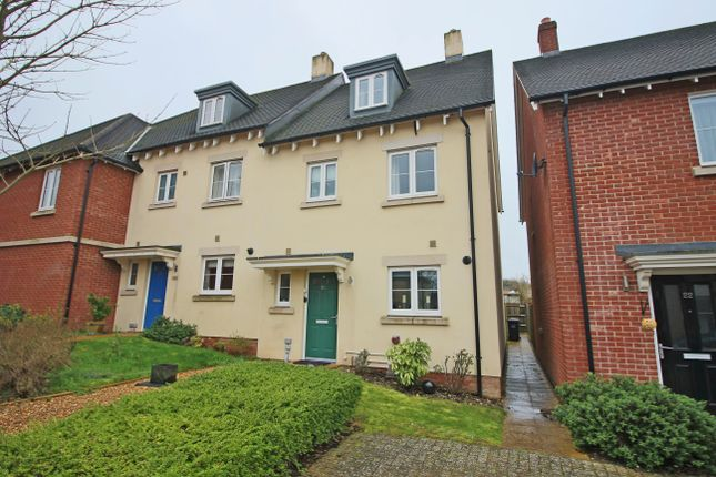 Thumbnail Property to rent in Stalls Road, Andover, Hampshire