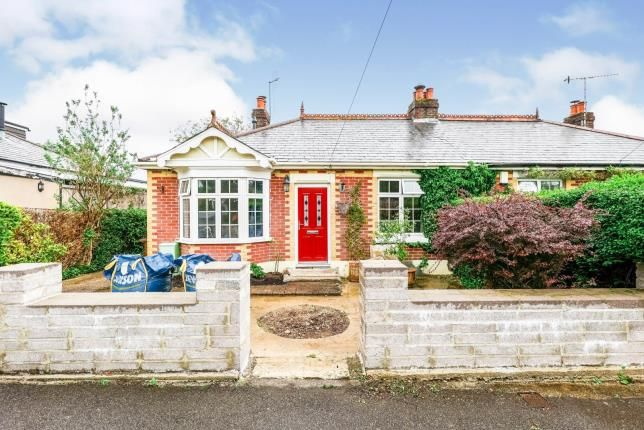 2 bed bungalow for sale in Rowland's Castle, Waterlooville, Hampshire PO9