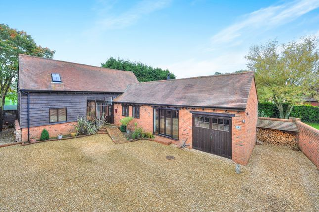 Thumbnail Barn conversion for sale in Tudor Gardens, Steeple Claydon, Buckingham