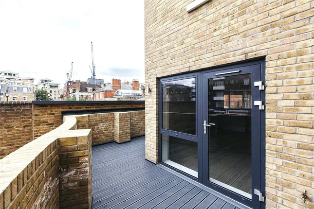 Thumbnail Flat for sale in Ashburnham Mews, London