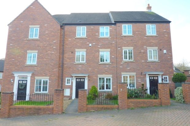 Thumbnail Town house to rent in Torr Drive, Eastham, Wirral