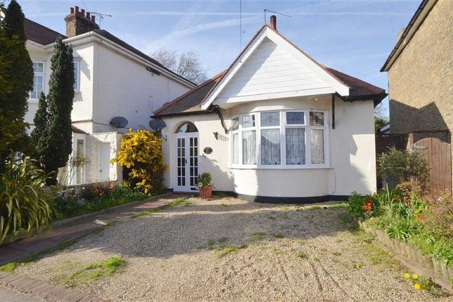 Thumbnail Detached bungalow for sale in Ennismore Gardens, Southend-On-Sea