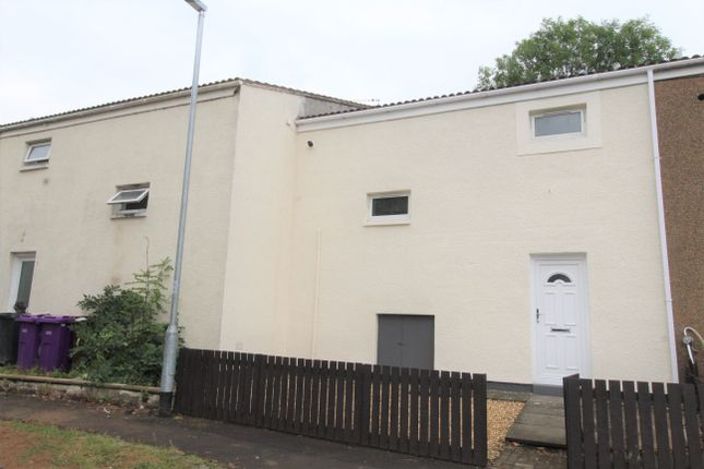 Thumbnail Terraced house for sale in Pladda Court, Irvine