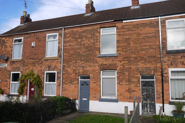 Thumbnail Terraced house to rent in Woodbine Cottages, Hull