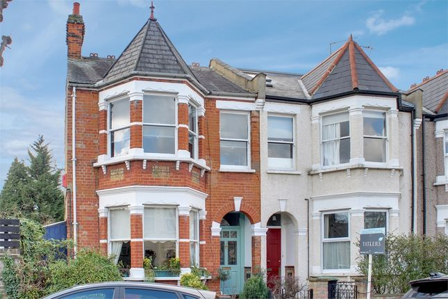 Thumbnail End terrace house for sale in Princes Avenue, Alexandra Park, London