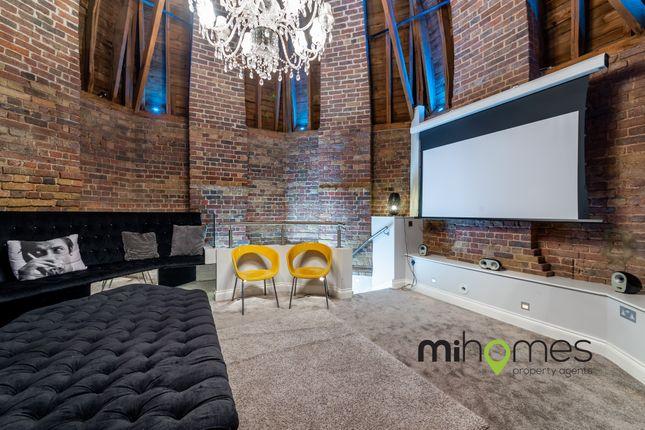 Thumbnail Flat to rent in Royal Drive, Princess Park Manor