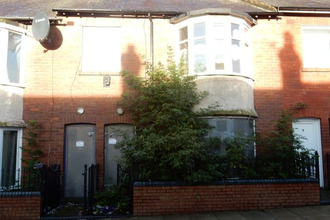 Thumbnail Flat for sale in 5 & 7 Ellesmere Road, Benwell, Newcastle, Tyne And Wear