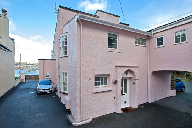 Thumbnail Terraced house to rent in Marine Parade, Shaldon, Devon