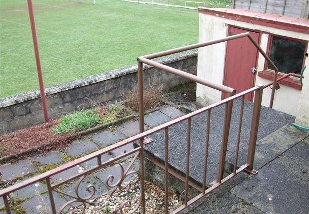 Rear Garden of New Houses, Dinas, Tonypandy, Rct. CF40
