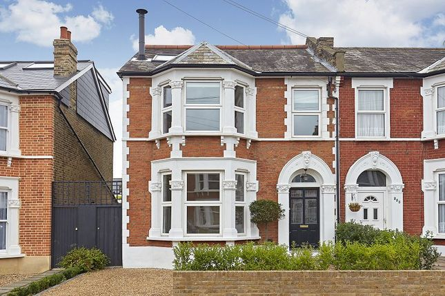 Thumbnail End terrace house to rent in Minard Road, Catford