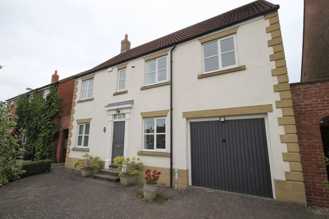 Thumbnail Detached house to rent in Redmayne Square, Strensall, York