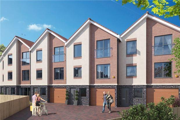 Thumbnail Property for sale in Plot 4 Greville Mews, Greville Road, Southville, Bristol
