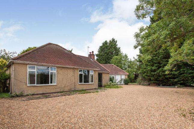 Thumbnail Detached house for sale in Newton, Cambridge, Cambridgeshire