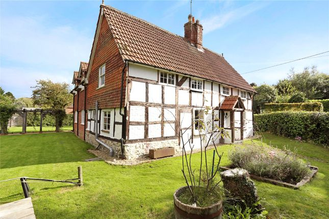 Thumbnail Detached house for sale in The Street, Upper Farringdon, Alton, Hampshire