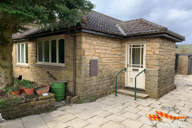 Thumbnail Detached bungalow for sale in Vedra Close, Wearhead