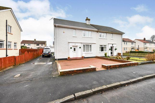 3 bed semi-detached house for sale in Sourlie Terrace, Girdle Toll, Irvine KA11
