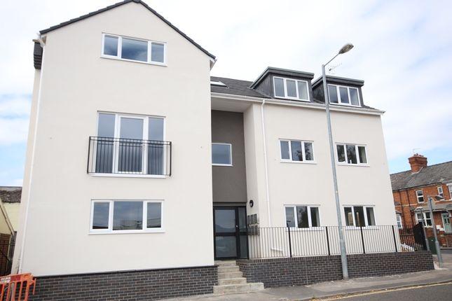 Thumbnail Flat to rent in Chapel Street, Evesham